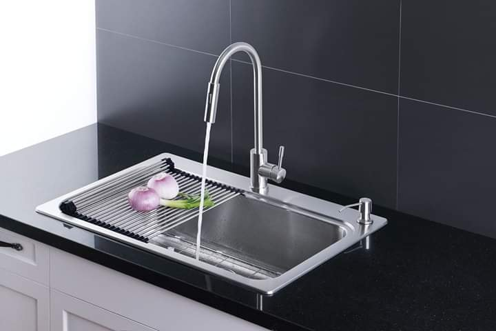 kitchen sink drain basket