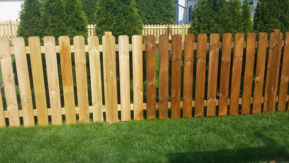 build a fence
