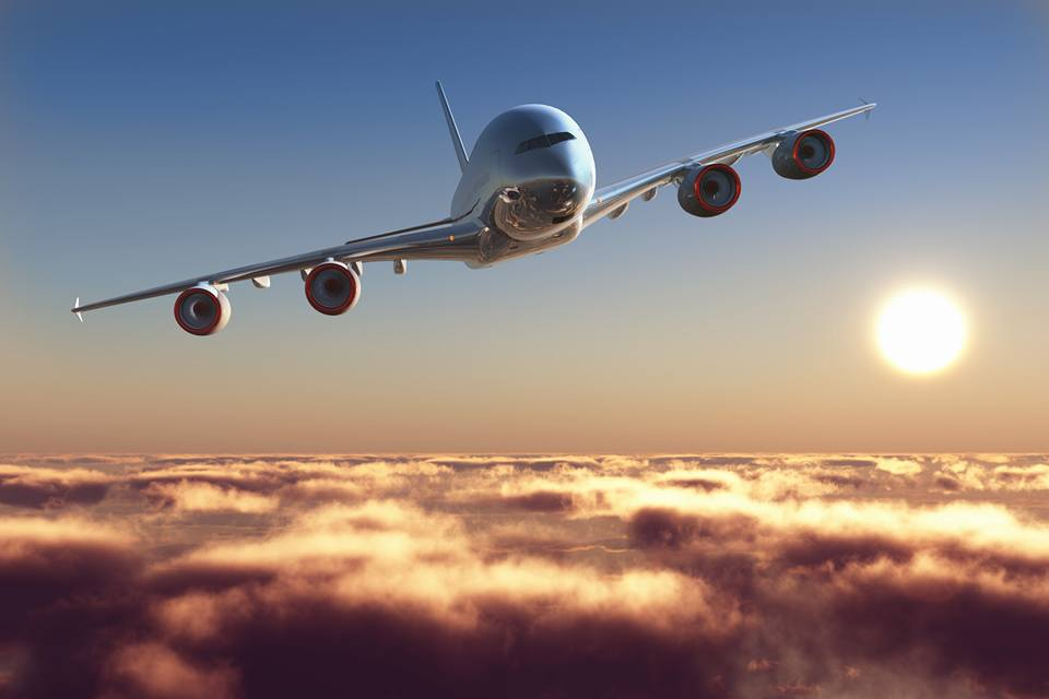 overcome a fear of flying
