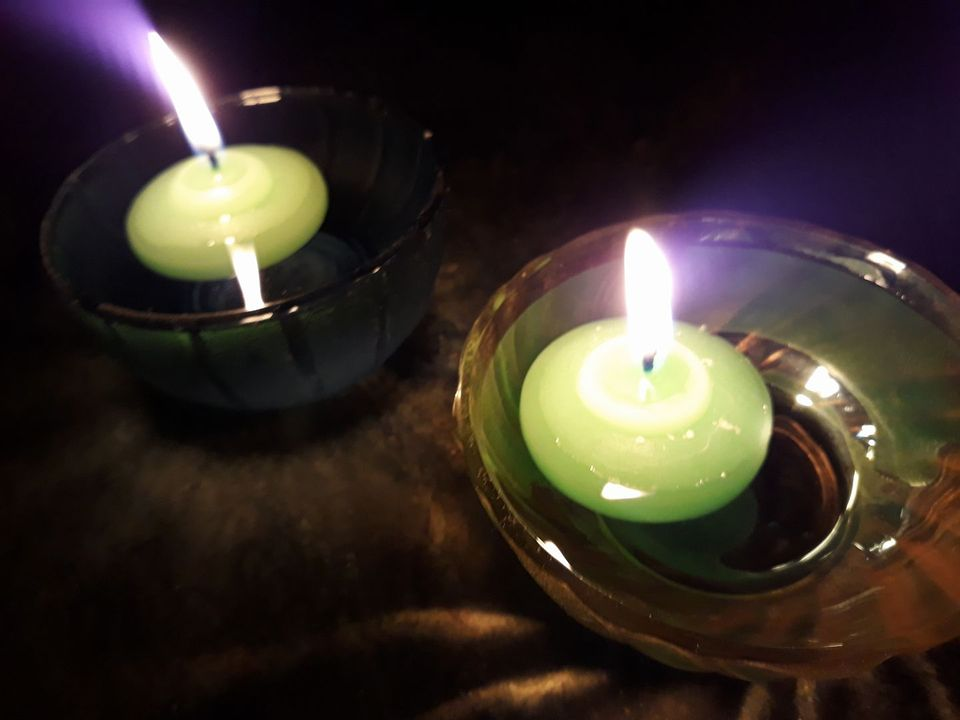 How to make your own floating candle