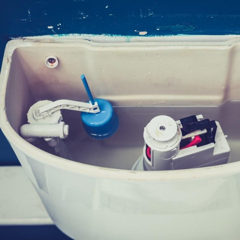 toilet tank problem