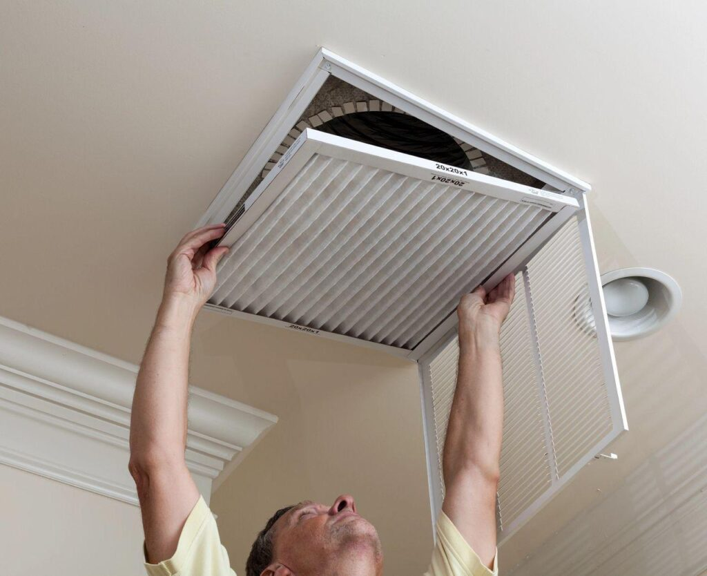 air conditioner air filter