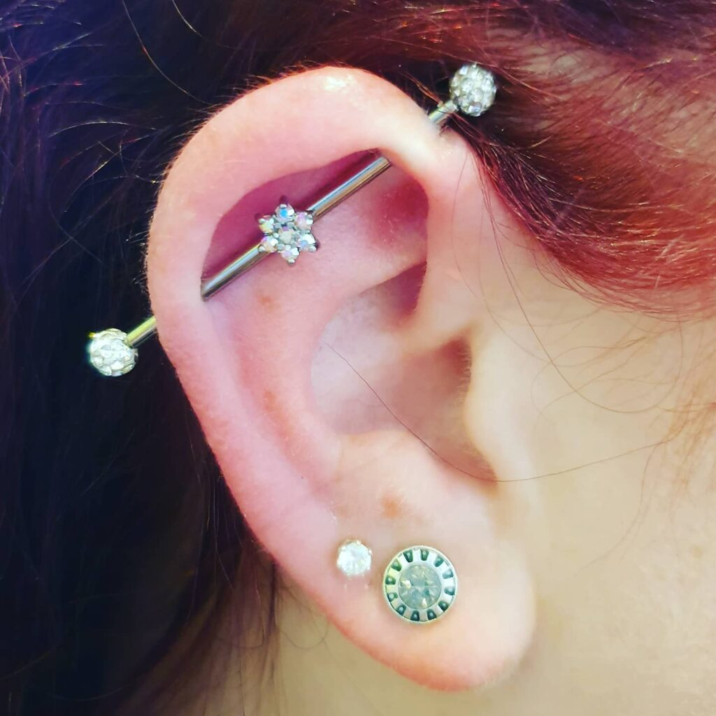 Body piercing aftercare: how to avoid infection