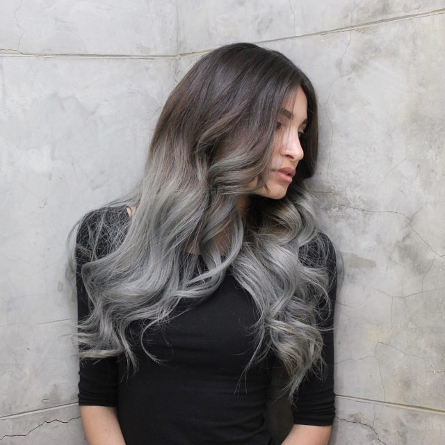 How to color resistant gray hair effectively