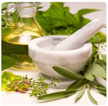 How to make an herbal body wrap