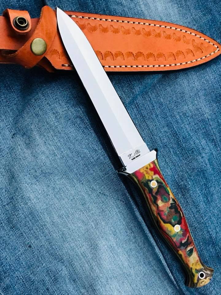 How to store knives long term