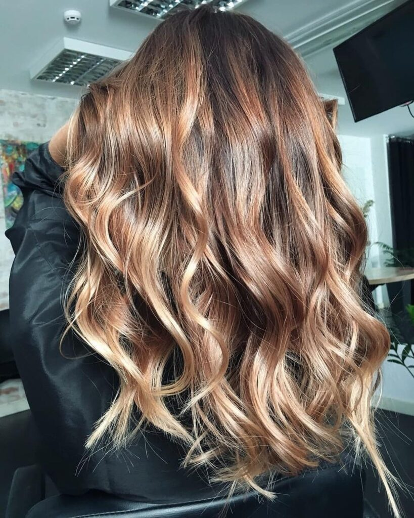 How often to highlight hair without damage