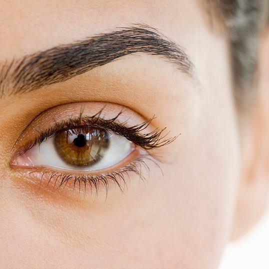 How to fit eyebrow shape to face shape