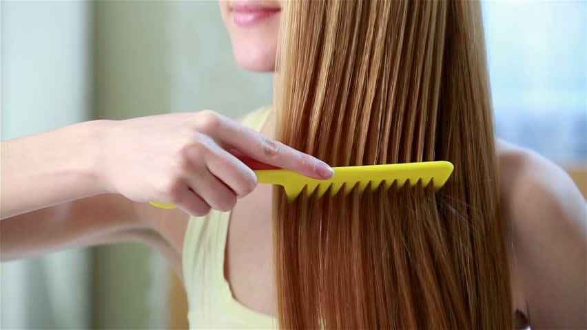 How a laser comb effects hair loss
